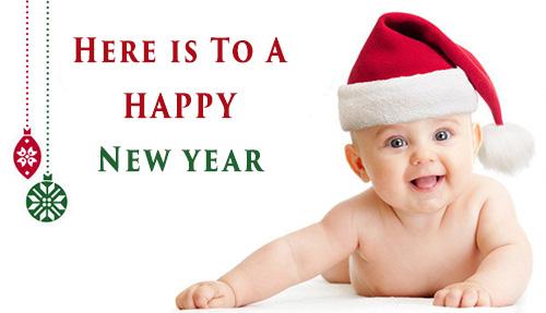 Happy Holiday Baby