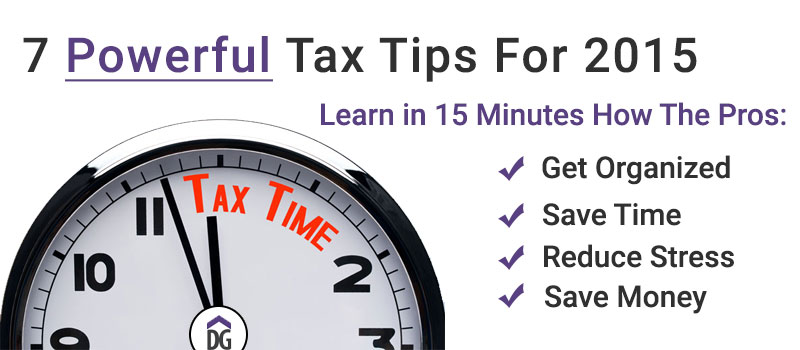 2015 Tax Tips