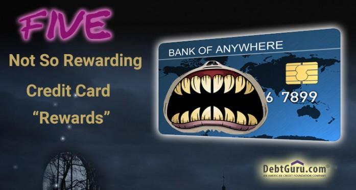 Credit Card Rewards That Hurt