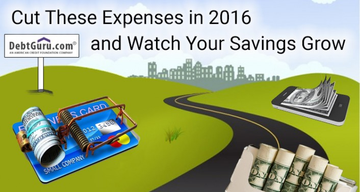 Cut These 2016 Expenses