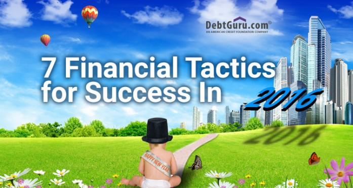 7 Financial Tactics for 2016