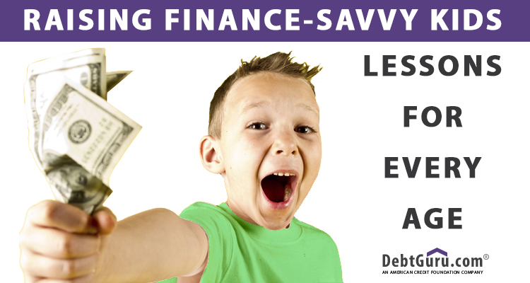 Raising Finance Savvy Kids
