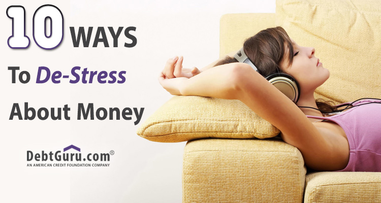 Dealing with Stress and Money