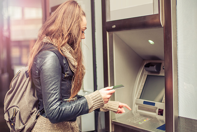 avoid ATM fees