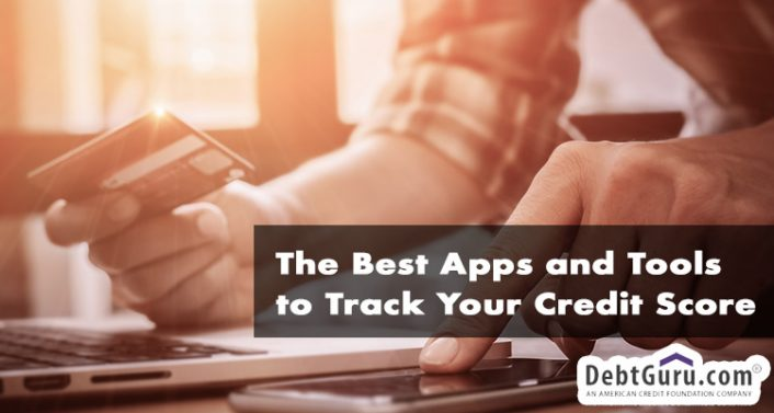 eight best credit score tracking apps
