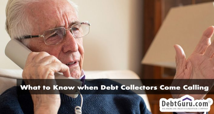 what to know when debt collectors are calling