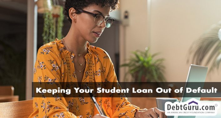 Keeping Your Student Loan Out of Default