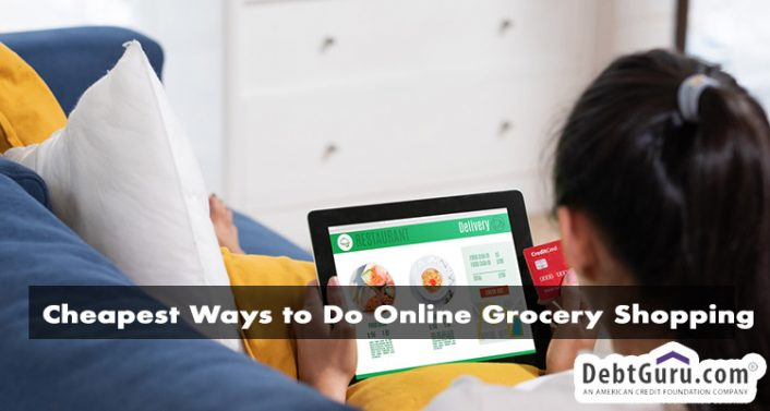 Cheapest Ways to Do Online Grocery Shopping