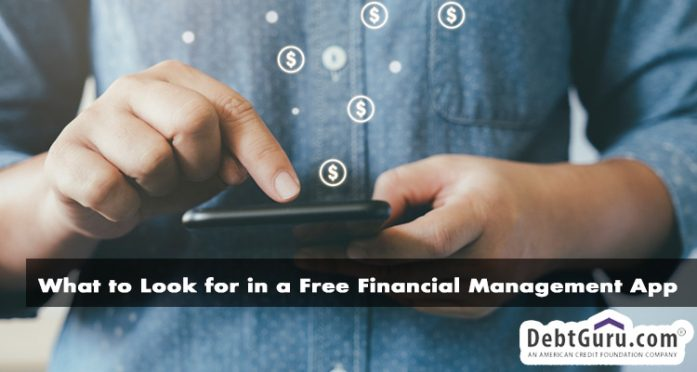 What to Look for in a Free Financial Management App