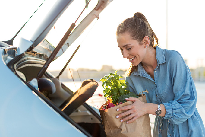 online grocery shopping for convenience