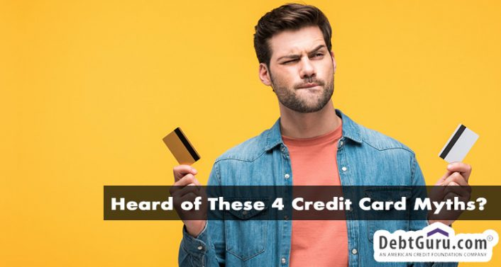 Heard of These 4 Credit Card Myths?