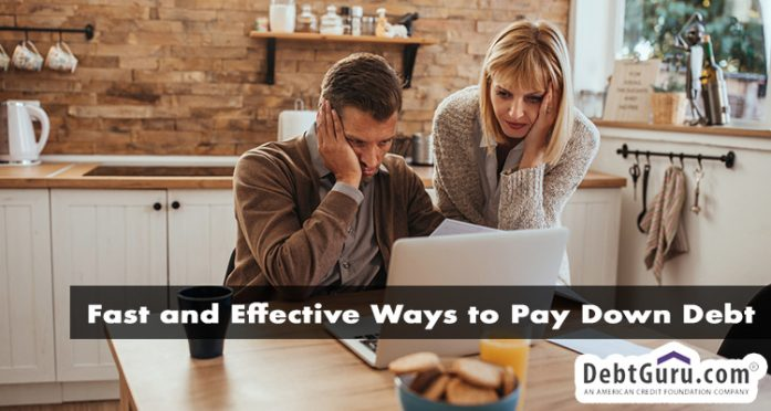 Fast and Effective Ways to Pay Down Debt