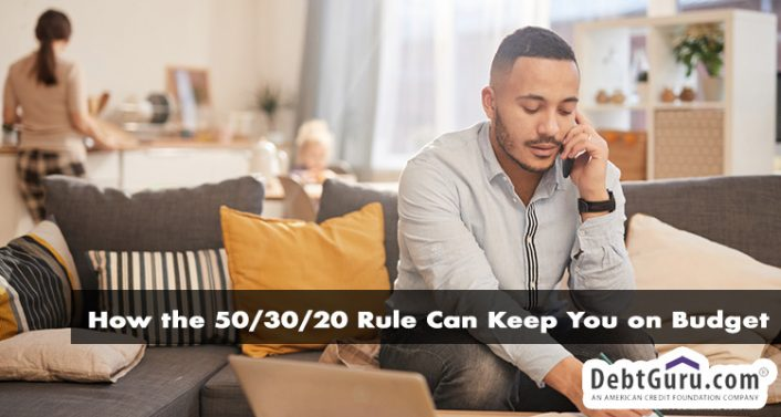 How the 50/30/20 Rule Can Keep You on Budget