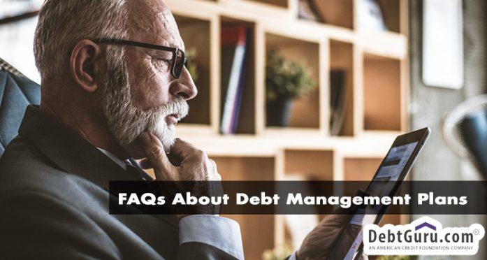 FAQs About Debt Management Plans