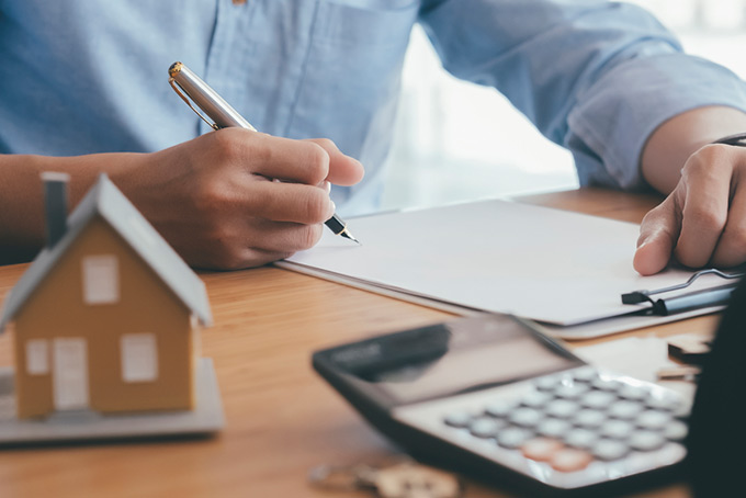 consider refinancing or selling your home