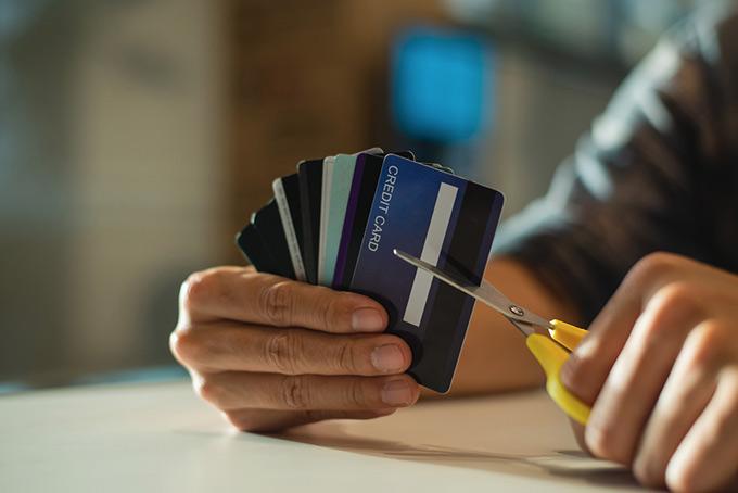 closing a credit card
